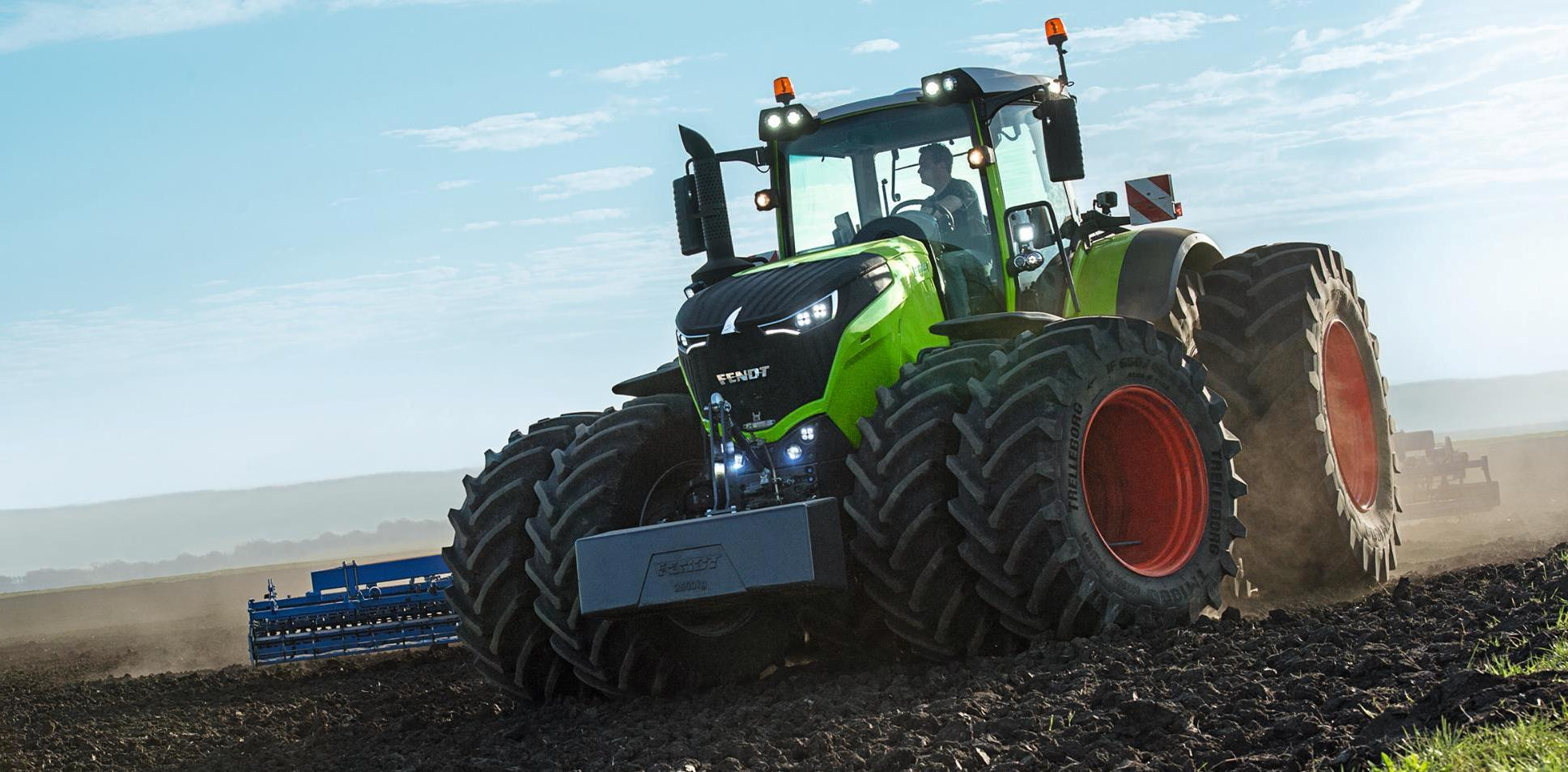Lieblings Kuban farmer became the first owner of the tractor Fendt 1050 @GG_86