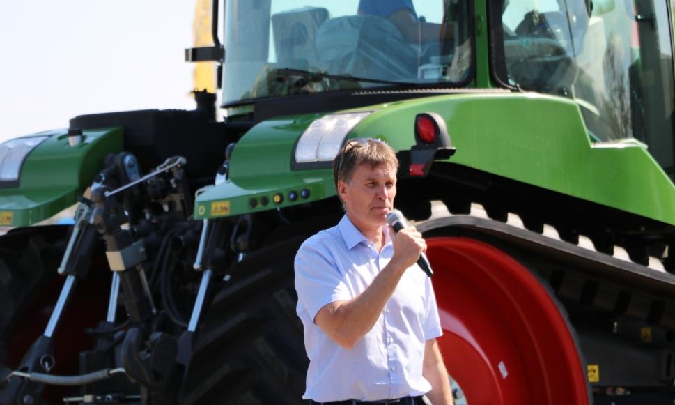 В ТВК «Бизон-Новокубанск» аграрии подвели итоги уборки урожая и обсудили особенности осенней посевной кампании